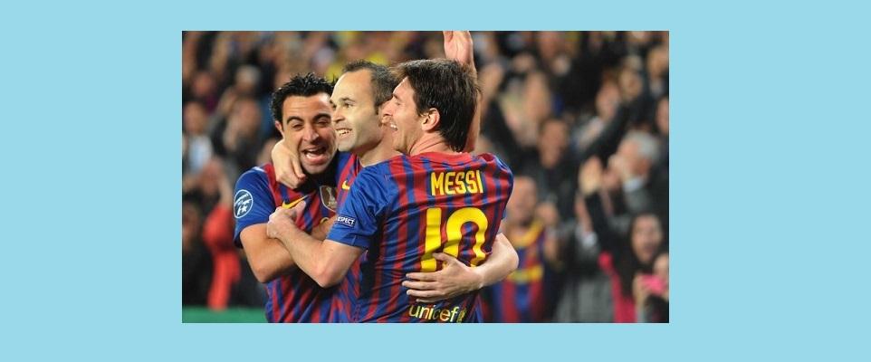 Barça, giù il capello