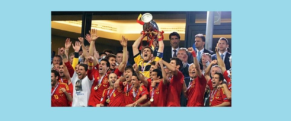 Spagna Campione, è …